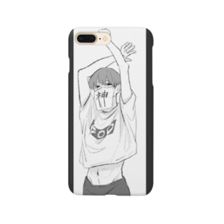 神くん Smartphone cases