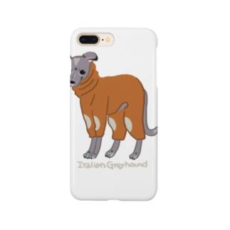 例の服のイタグレ Smartphone Case