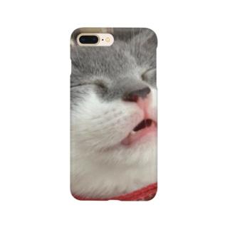 子猫さるりー Smartphone cases