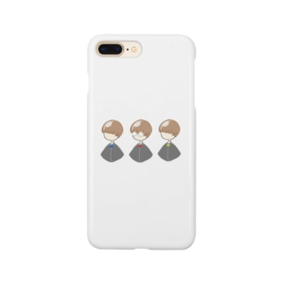 少年ズ Smartphone cases