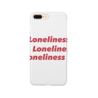 Loneliness Smartphone cases