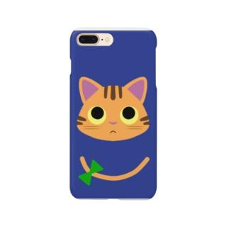 ふてネコ Smartphone cases