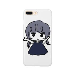 クーちゃん Smartphone cases