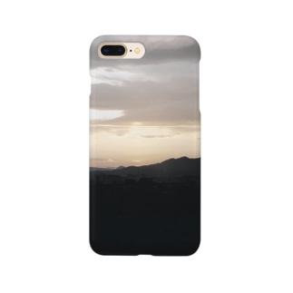 夕景 Smartphone cases