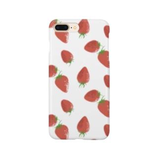佐原の苺 Smartphone cases
