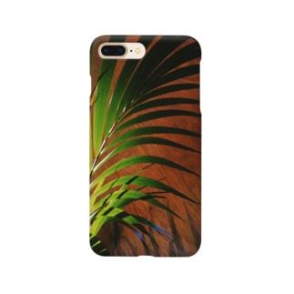 タイガーリーフ Smartphone cases
