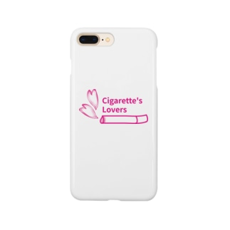 Cigarette's Lovers Smartphone cases