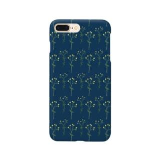 ヒペリカムのパターン Smartphone cases