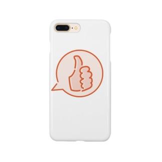 君グッドだよ!! Smartphone cases