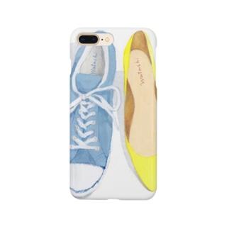 どちらも私2 Smartphone cases