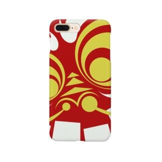 竜驤獅子視 Smartphone cases