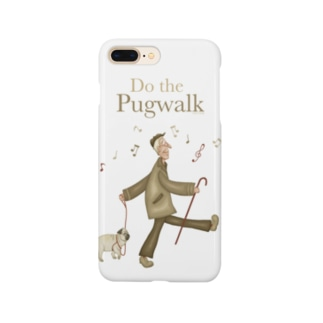 Do the Pugwalk  スマートフォンケース