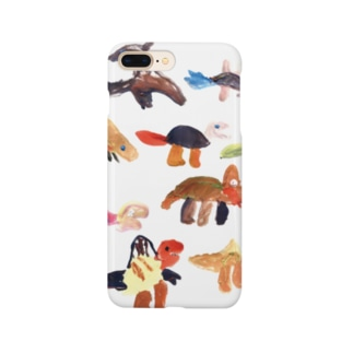 hjm-dino シリーズ Smartphone cases
