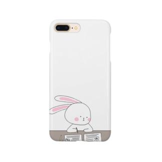 うさちょのスマホケースシリーズ1⃣ Smartphone cases
