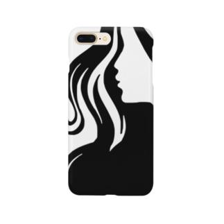 【ヤングガール】限定4点! Smartphone cases