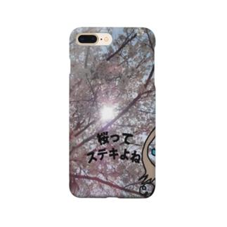 ウィンちゃん(桜 Smartphone cases