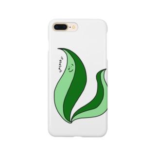 わかめさん Smartphone cases
