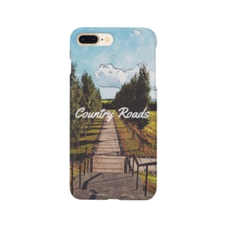 Country Roads(スマホケース版) Smartphone cases