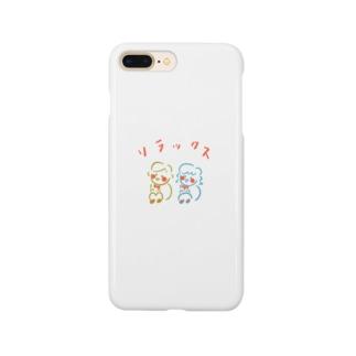 リラックス Smartphone cases