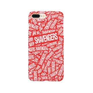 ランダムロゴ Smartphone cases