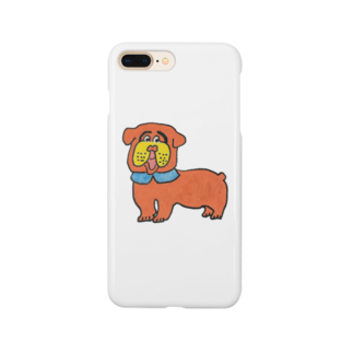 washpopのDOG Smartphone cases