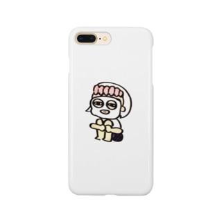[スキンケア・ぼち子さん]ぼっちのためのスマホケース Smartphone cases