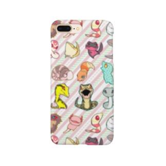 fantastic partners スマホケース Smartphone cases