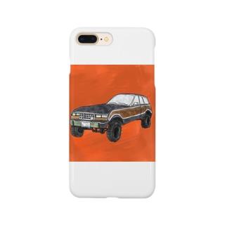 koko design 外車 Smartphone cases