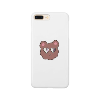 くまみこちゃんスマホケース🐻💖 Smartphone cases