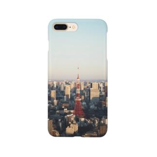tokyo machinami Smartphone cases