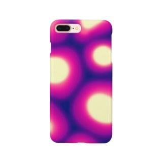 サイケデリック4 Smartphone cases