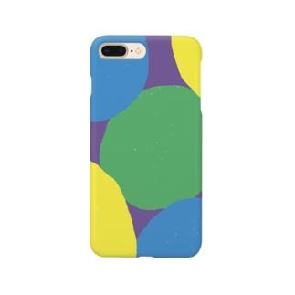 色分け Smartphone cases