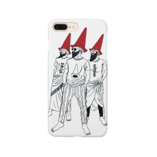CONE OJISAN / トリオ Smartphone cases