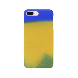 Blue night Smartphone cases