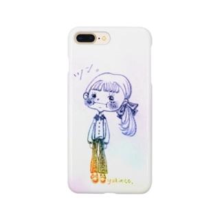 塩対応ちゃん Smartphone cases