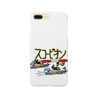 スコーピオンターン Smartphone cases