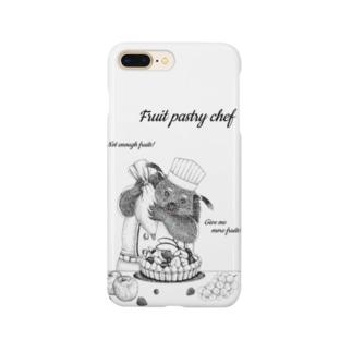 【ビントロングキングダムシリーズ】ビントロングのフルーツパティシエ Smartphone cases
