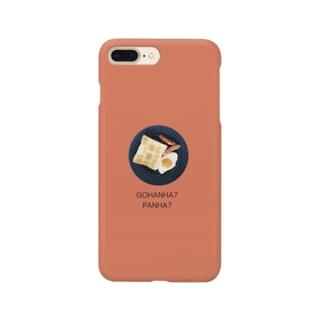 あさごはん。 Smartphone cases