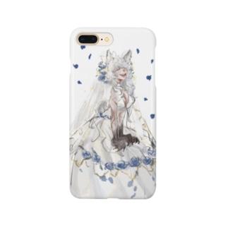 おおかみ花嫁 Smartphone cases