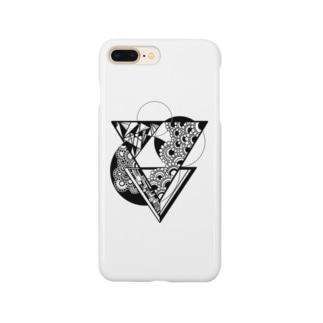 MEERR△トライアングル Smartphone cases
