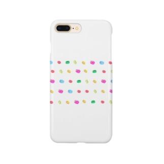 【コーヒー豆】キャンディービーンズ Smartphone cases