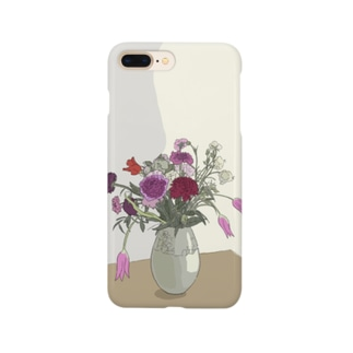 flower2 Smartphone cases