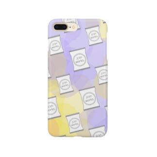 jcsn works.(じゃくそんわーくす)のスマホケース Smartphone cases
