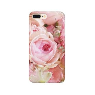 ピンクイヴピアッチェ  スマホケース Smartphone cases