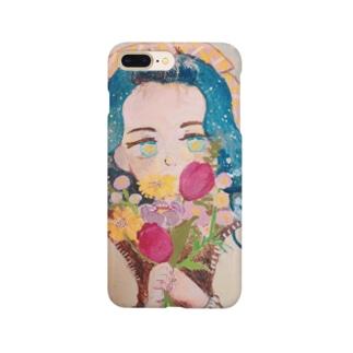 きらきらおめめちゃん Smartphone cases