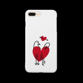 george1shinのgeorge-bird Smartphone cases