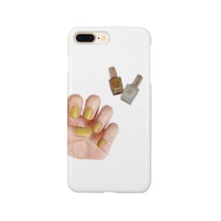 セルフネイル💅 Smartphone cases