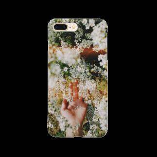 pororimaruのユキヤナギ Smartphone cases