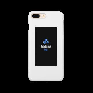 RikuEBARAのBLUEBERRY Smartphone cases
