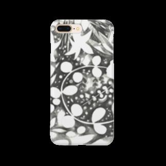 tomihana🌱のひかりのたまご Smartphone cases